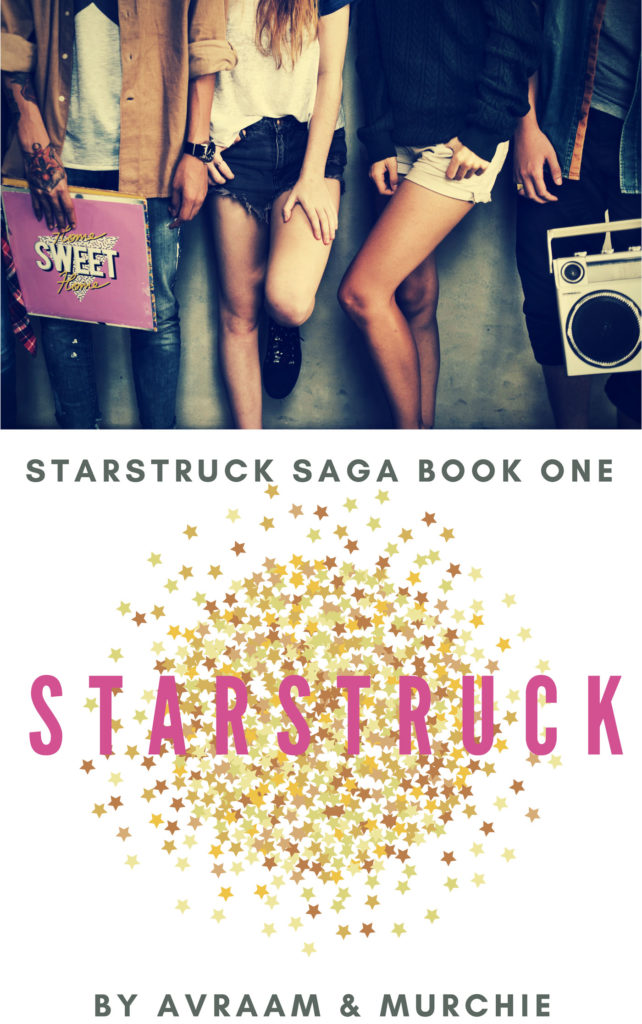 StarStruckSaga Book Series || A Young Adult Love Story